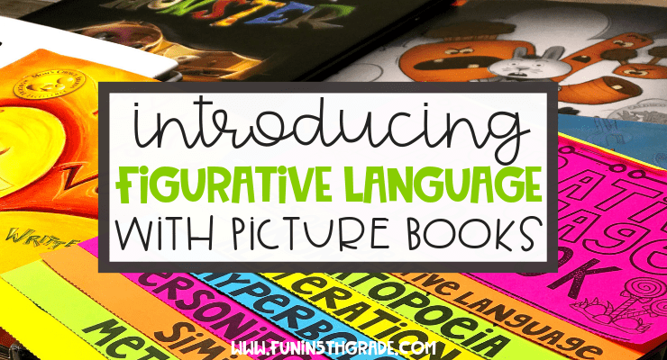 Teaching Figurative Language with Picture Books