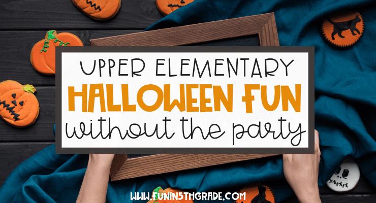 Halloween Activities that Teach