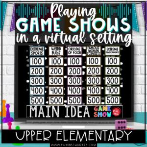 Playing Digital Classroom Games