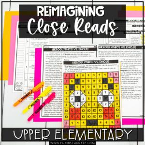 Reimagining Close Reads