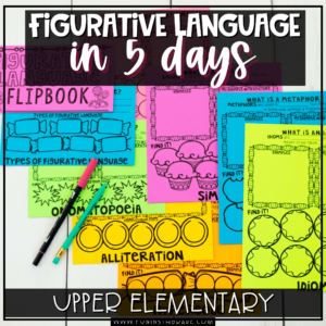 Figurative Language in 5 days